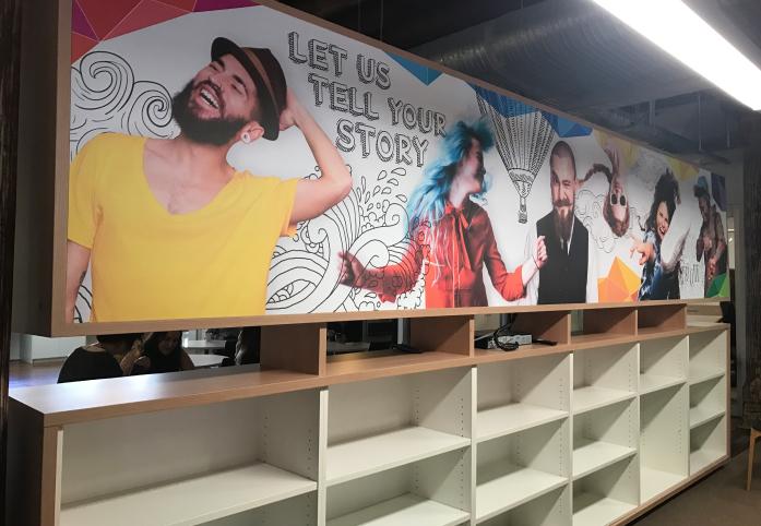 wall murals,wall murals sydney,young graphics,signage sydney, Wall Murals
